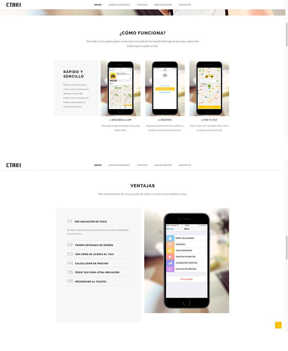 app movil castellon ctaxi