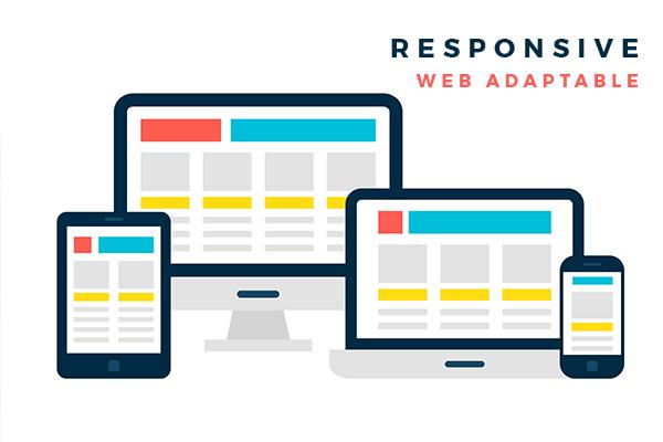 pagina web adaptable castellon